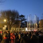 <b>EN IMAGES. Des centaines de personnes rassemblées contre l&#039;antisémitisme à Toulouse</b>