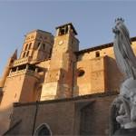 <b>Profanation de la cathédrale de Lavaur : le prêtre a rencontré les responsables, ce qu'il s...</b>
