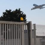<b>[Vidéo] Un Airbus A380 peint en tortue marine survole Saint-Nazaire à basse altitude</b>