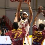 <b>Basket. Battu par Orléans, Caen s'est battu mais est tombé sur plus fort</b>