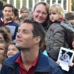 <b>Avant de repartir dans l'espace, Thomas Pesquet lance un concours étudiant à Toulouse</b>