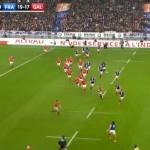 <b>Vidéo. L&#039;énorme bourde de Sébastien Vahaamahina pour l&#039;interception et l&#039;essai de Geo...</b>