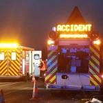 <b>Seine-et-Marne. Un conducteur en panne sur l'autoroute mortellement fauché par un poids lourd s...</b>