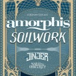 <b>Le groupe Amorphis ce jeudi soir à Toulouse</b>