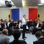 <b>Grand débat : Emmanuel Macron annonce un grand plan pour les petites associations</b>