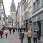 <b>Finistère. Commerce : pourquoi Quimper s&#039;est distinguée</b>
