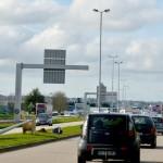 <b>Boulevard de l'Est à Cherbourg-en-Cotentin : des mâts d'éclairage bientôt remplacés</b>