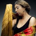 <b>La chanteuse Esperanza Fernandez en concert à la Salle Nougaro</b>