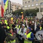 <b>Gilets jaunes : marche samedi à Caen et rassemblement dimanche à Hérouville pour l&#039;Acte 15</b>