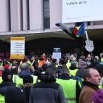 <b>Les gilets jaunes de Caen changent de programme pour samedi et l&#039;acte XIII</b>