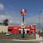 <b>Un nouveau restaurant KFC à Toulouse Purpan</b>