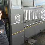 <b>Inédit à Caen : un coiffeur barbier lance son activité dans un bus !</b>