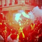 <b>Grève du 5 février. À Rouen, syndicats et Gilets jaunes prêts à faire front commun ?</b>