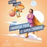 <b>Animations carnaval pendant les vacances à l'Espace Saint Georges</b>