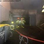 <b>Seine-et-Marne. Incendie dans un parking de Savigny-le-Temple : 150 personnes évacuées</b>
