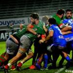 <b>Fédérale 1. Anglet - Saint-Jean-de-Luz se jouera à Jean Dauger</b>