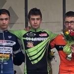 <b>Vélo club de Guingamp : les jeunes cyclistes démarrent la saison en trombe</b>