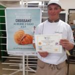 <b>Pâtisserie. Un Cantalien en lice pour le concours du meilleur croissant au beurre d&#039;Isigny AOP</b>