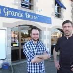 <b>À Loudéac, le bar-restaurant «La Grande ourse» fait le plein dès le premier jour</b>
