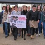 <b>Fougères se met en route pour le Printemps des femmes et des filles</b>