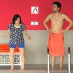 <b>Un clip musical tourné dans une piscine près de Nantes</b>