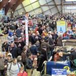 <b>Record de fréquentation pour la bourse des collectionneurs de véhicules de Saint-Hilaire-du-Harcouët</b>