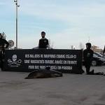 <b>Saint-Gilles-Croix-de-Vie : Sea Shepherd manifeste pour sensibiliser au massacre de dauphins</b>