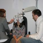 <b>Fougères : l'école d'optique a toujours besoin de cobayes</b>
