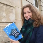 <b>Alençon. Ariane Forgues a fait un tour de France pour l&#039;Europe</b>