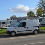 <b>L'Aigle. Une pétition des riverains de l'aire de camping-car contre les gens du voyage</b>