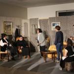 <b>À Bourg-Beaudouin, dans l'Eure, la troupe Salut Les Comédiens annule sa représentation de samed...</b>