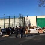 <b>Yvelines. Le personnel de la prison de Bois-d&#039;Arcy solidaire de ses collègues de la Sarthe</b>