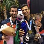 <b>Val-d&#039;Oise. Pontoise : Tristan Flore et Can Akkuzu champions de France de tennis de table</b>