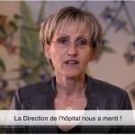 <b>VIDEO. La maire de Beaumont-sur-Oise dénonce la fermeture de la pédiatrie</b>