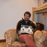 <b>Lot : Arnaud Joshua Gabillat, de Montcuq, met les rêves sur papier</b>