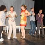 <b>Six pieds sur terre. Rétrospective de la troupe, de «Un rêve parti» à «Vague à Larmes»</b>
