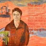 <b>Lille. Découvrez les œuvres de Phoebe Dingwall, dans l'exposition «Les couleurs de la liberté...</b>