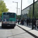 <b>Les métiers de la RATP présentés aux femmes à Noisiel</b>