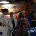 <b>Mars bleu à l'hôpital des Feugrais. Une brigade anti-cancer pour se faire dépister</b>