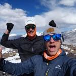 <b>Deux aventuriers de Falaise ont gravi le plus haut volcan du monde</b>