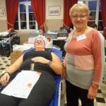 <b>Le prochain don du sang déplacé de Potigny à Soumont-Saint-Quentin</b>