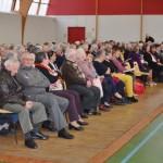 <b>Alpes Mancelles : les seniors de Génération Mouvement bien occupés en 2019</b>