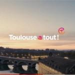 <b>VIDEO. Voici les deux spots, diffusés sur TF1, par lesquels Toulouse veut crever l&#039;écran</b>