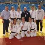 <b>Alençon. Les féminines de l'Alliance Judo 61 vice championnes de France</b>