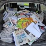 <b>Près du Neubourg, participez à une collecte de papier et de journaux pour aider une école</b>