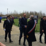<b>VIDEOS. Pourquoi le Premier ministre est venu au Mont Saint-Michel ?</b>