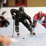 <b>Roller-hockey. Absent dix mois, Antoine Rage est de retour : Ma blessure a été une bénédiction</b>