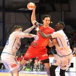 <b>Handball. Rejoint sur le fil par Nancy, Caen est encore mal payé</b>