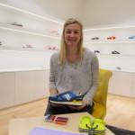 <b>Manche : à Granville, une nouvelle boutique de chaussures propose exclusivement des sneakers</b>