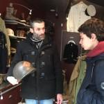 <b>Un nouveau magasin d'objets militaires en centre-ville de Cherbourg</b>